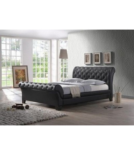 lit fred 160x200 tidy home. Black Bedroom Furniture Sets. Home Design Ideas