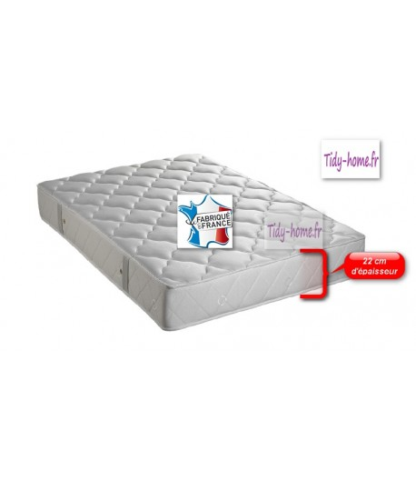 matelas couchage latex 140x190 cm 1er prix tidy home. Black Bedroom Furniture Sets. Home Design Ideas