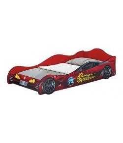 Lit voiture rouge