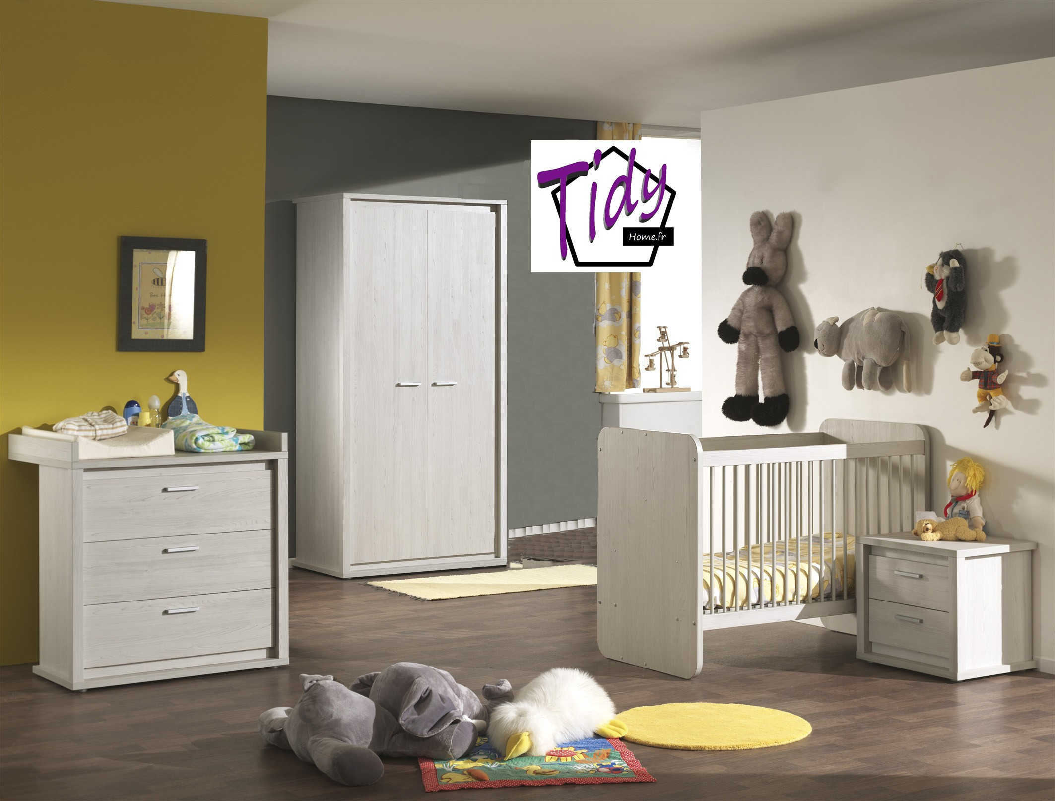 Chambre bébé Nina TIDY HOME