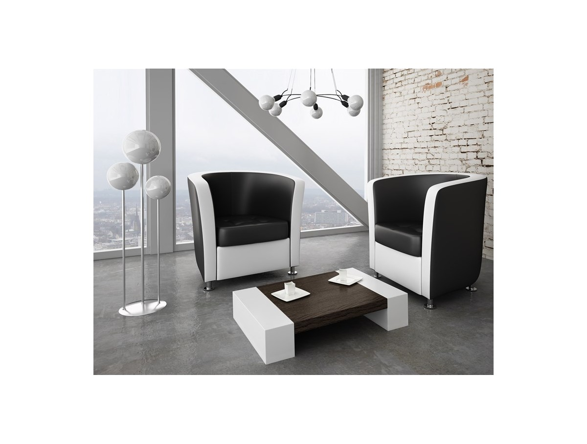 fauteuil cabriolet picasso - tidy home