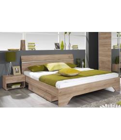 lit 160x200 cyber tidy home. Black Bedroom Furniture Sets. Home Design Ideas