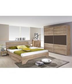 Chambre Boréal avec lit 140x190