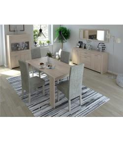 Séjour Savane Buffet+Table + 4 chaises