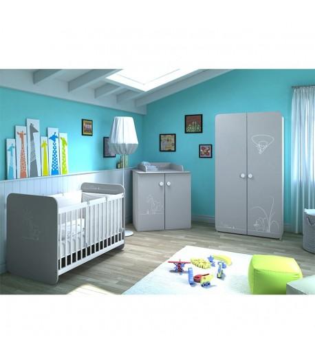 Chambre b b mimi tidy home - Destockage chambre bebe ...