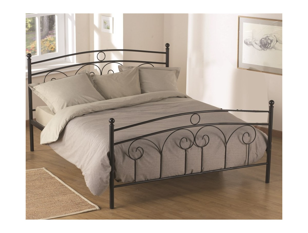 lit metal 140x190 ikea lit 160x200 mango wood bed 160 x 200 salome maisons du monde double. Black Bedroom Furniture Sets. Home Design Ideas