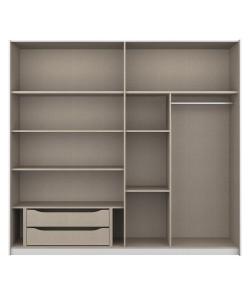 Accessoires pour armoire brice, bambou, becky barbara