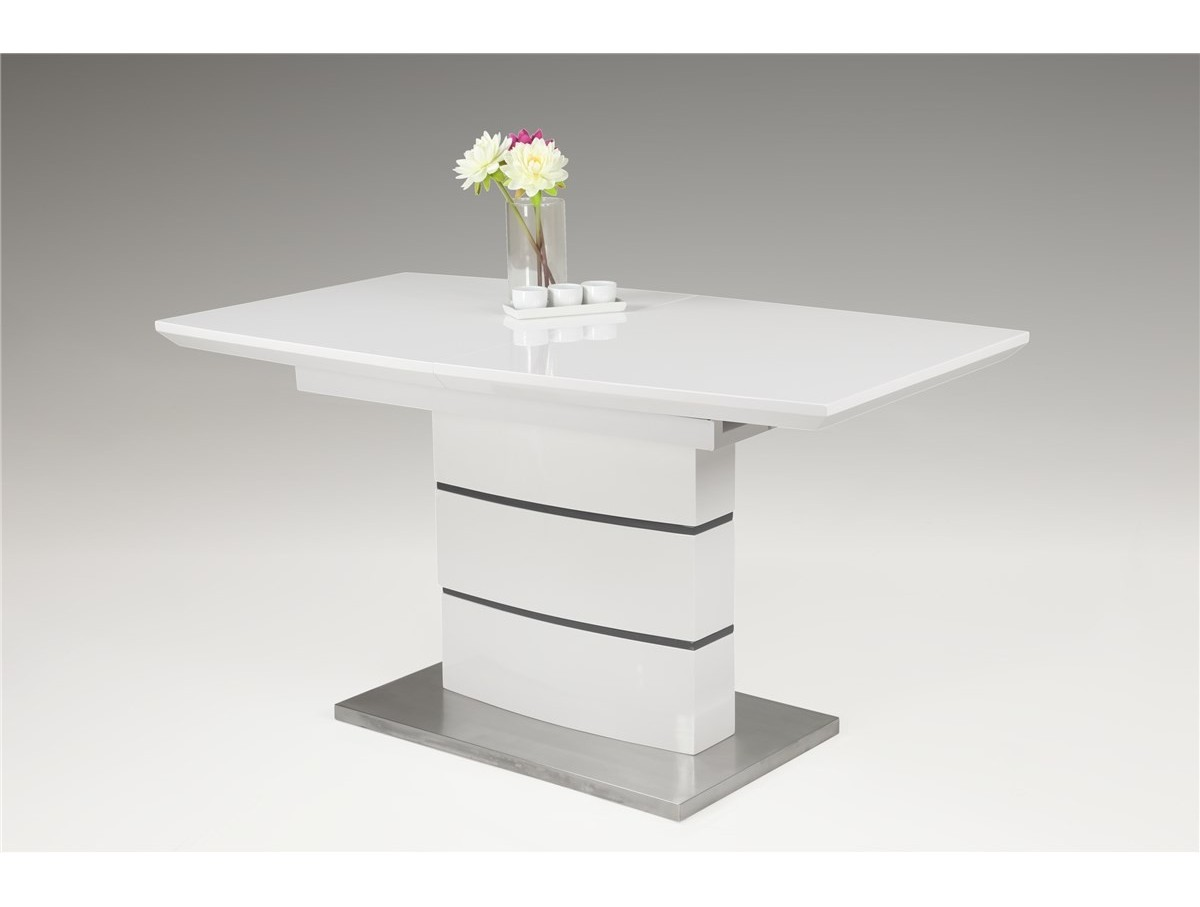 Table extensible pied central Boral TIDY HOME