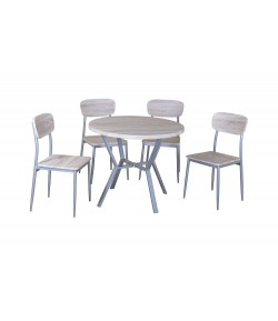Table + 4 chaises Lille
