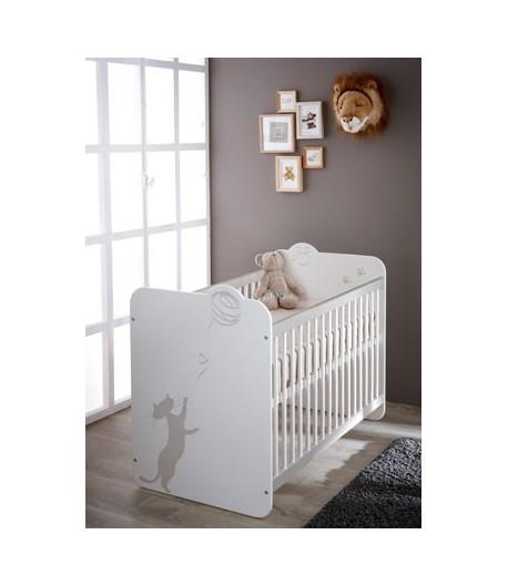 lit barreaux katia tidy home. Black Bedroom Furniture Sets. Home Design Ideas