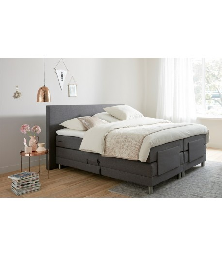 Ensemble Boxspring 160x200 Relax Electrique Tidy Home