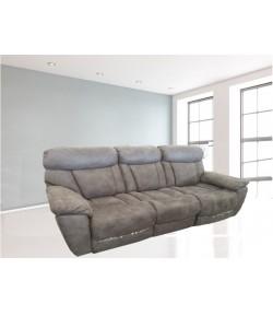 Canapé 3 places 2 relax électrique Maxance