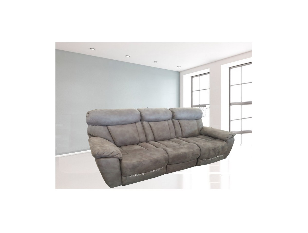 Canap relax maxance 3 places 2 places tidy home - Canape relax 3 places ...