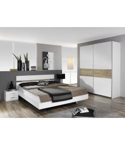 Chambre Allimira blanche