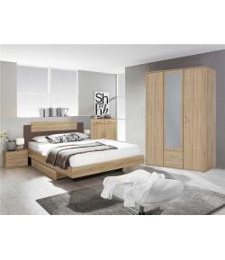 Chambre TWIX avec lit 140cm