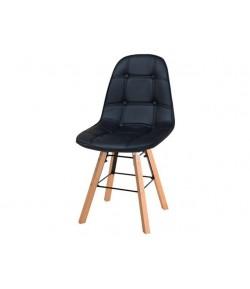 Chaise garden noir
