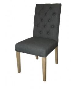 chaise grace grise