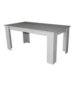 Table rectangulaire johan chêne gris