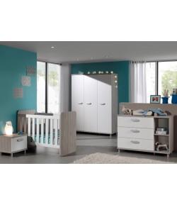 chambre bébé Noemie