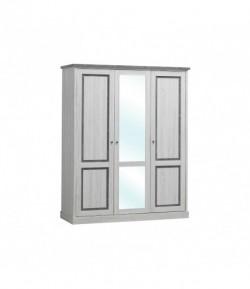 Armoire 3 portes Emeline