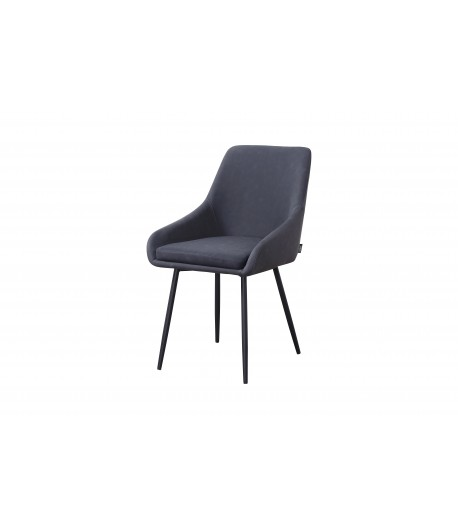 Chaise Jacky grisse