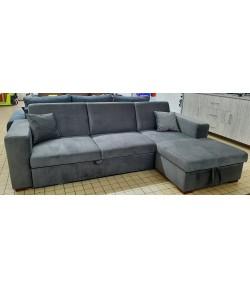 Canapé d'angle Bronx PERSONNALISABLE