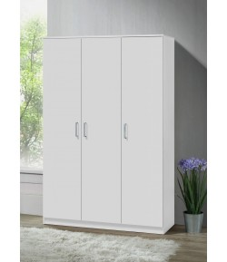 Armoire 3 portes blanche Burberry