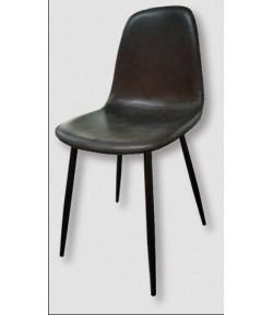 chaise Karine indus grise