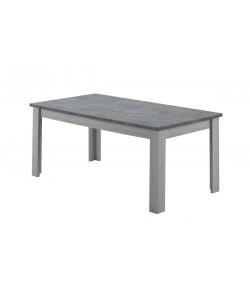 Table avec allonge EMELINE