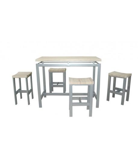 "Table haute ""MADY"""