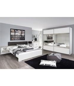 Chambre Spencer blanche