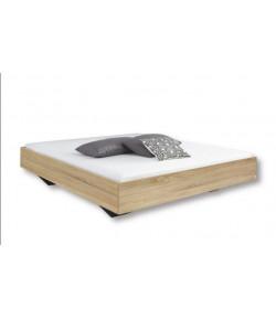 Entourage de lit chêne
