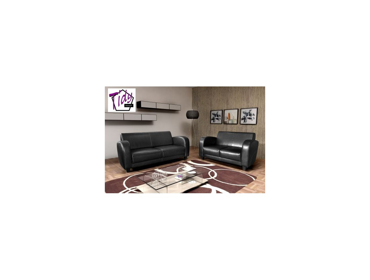 Canape 3 places 2 places bardo tidy home - Canape 3 2 places ...